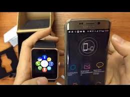 New <b>Bluetooth Smartwatch</b> Phone - YouTube