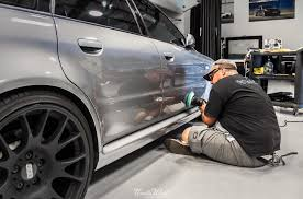 Audi Rs4 2001 Project B Gets Pampered The Northwest Auto Salon Day Spa