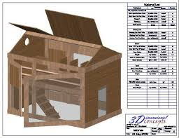 Hampton Redesign Chicken Coop Plan   Free House Plan ReviewsHampton Redesign Chicken Coop Plan