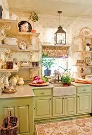 beautiful shabby chic kitchen ideas