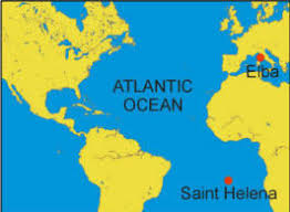 「saint helena location map」の画像検索結果