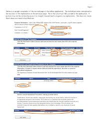 contractors s application instructions and checklist page tab 2 company record
