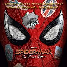 Michael Giacchino. <b>Spider</b>-<b>Man</b>: <b>Far</b> From Home. The Original ...