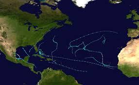 2013 Atlantic hurricane season - Wikipedia