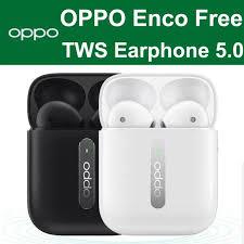 <b>OPPO Enco</b> Free TWS 5.0 <b>original</b> True Wirelss Stereousic ...
