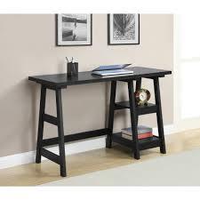 mainstays 3 piece home office bundle black furniture black wooden console walmart office furniture design mainstays black wood office desk 4