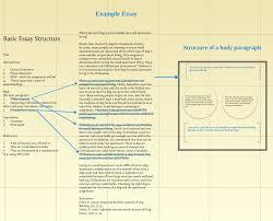 essay structure  compucenterco essay structures essay friendship wordsmost paragraphs in an essay have a three part structureintroduction