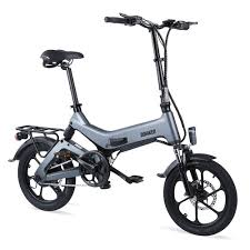 <b>Dohiker 16 Inch Electric</b> Bike 250W - EU raktár - weddmegonline