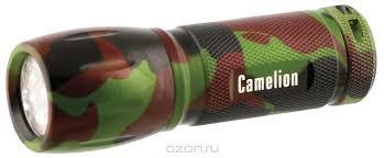 "<b>Фонарь</b> ручной <b>Camelion</b> ""Techno"", 9 LED, цвет: камуфляж ..."