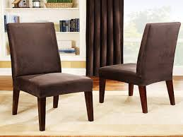 Dining Rooms Chairs Covered Dining Room Chairs Parson Fabric Dining Room Chairs