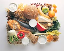 Image result for fruits grains vegetables protein