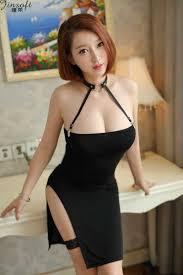 Сексуальное женское Прозрачное <b>мини платье без бретелек</b> из ...