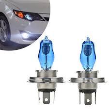 1 pair 6000k 12v 20w white h6m cob led motorcycle motor bike atv headlight fog light bulb px15d p15d25 1