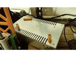 Anet A8 <b>12V</b> 30A <b>360W</b> power supply mount by ggroloff - Thingiverse