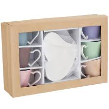 <b>Чайный набор</b> на <b>6 персон</b> 175 мл в подарочной упаковке ...