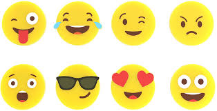"<b>Маркеры для бокалов</b> Balvi ""<b>Emoji</b>"", цвет: желтый, 8 шт — купить ..."
