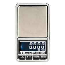 Elite <b>Digital Pocket Scale</b> 1000 x 0.1g Mini <b>Digital</b> Weighing Scale ...