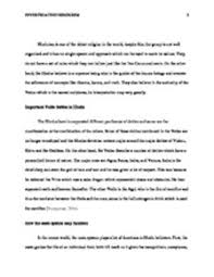 investigating hinduism essay of words that analyzes running head investigating hinduisminvestigating hinduism institutional affiliation1investigating hinduism2hinduism is one of the oldest religion in the