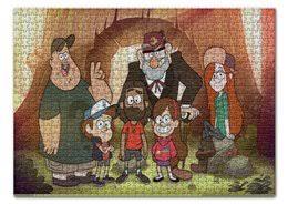 Пазлы <b>Гравити Фолз</b> купить, пазлы Gravity Falls на заказ в ...