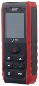 Лазерный <b>дальномер ELITECH ЛД</b> 60Н — купить по выгодной ...