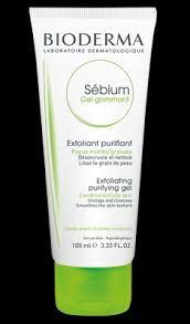 <b>Sébium</b> Oily skin <b>exfoliating</b> gel - Face, body cleanser - <b>Bioderma</b> ...