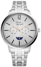 Наручные <b>часы Pierre Ricaud</b> — купить на официальном сайте ...