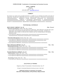 sample resume combination style best ideas about functional resume template brefash resume template resume style examples resume templates