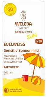 Купить Weleda <b>Солнцезащитный крем для младенцев</b> и детей ...