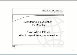 define ethical and quality evaluation standards better evaluation what to expect from your evaluator