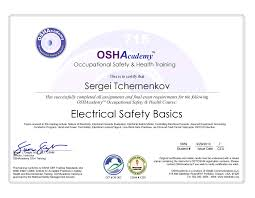best photos of osha certificate template osha training osha training certificate templates