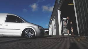 Timelapse - Coilovers <b>VW Caddy MK3</b> - YouTube