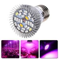 <b>LED Plant Grow Light</b> 28W Efficient Hydroponic Full Spectrum ...