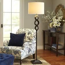 living room furniture floor lamps infinity floor lamp  a infinity floor lamp