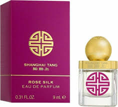 <b>Shanghai Tang Rose Silk</b> Eau De Parfum Mini Splash .31 Oz. 9 Ml ...
