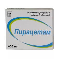Купить <b>пирацетам</b> таблетки <b>400 мг 60</b> шт., цены в Москве на ...