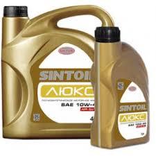 Отзывы о <b>Моторное масло Sintoil</b> Lux 10W-40
