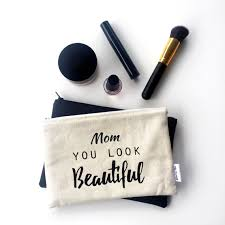 Personalized Makeup Bag for Mom Mothers Day Gift Mother of | Etsy