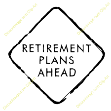 Image result for public domain cartoons about retirement