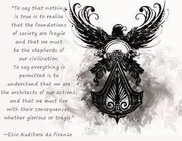 Assassins Creed Italian Quotes. QuotesGram