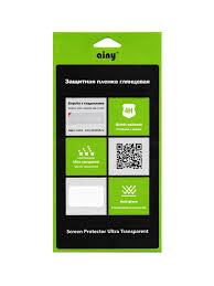 Купить <b>Защитная пленка Ainy для</b> iPhone XR, mk078 в Ашберн ...