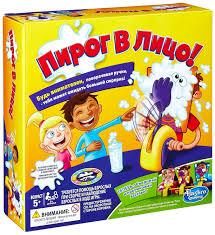 Купить настольная игра <b>HASBRO GAMING</b> E2762121 <b>Пирог</b> в ...