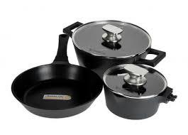 <b>Набор посуды</b> Polaris Bellagio-06S <b>6пр</b>. Чёрный купить недорого ...
