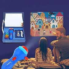<b>Story</b> Projection Torch, Kids <b>Sleep Story</b> Projector, Flashlight ...