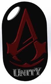 3D Printed <b>Assassins Creed Unity</b> (2014) by Arif Sethi | Pinshape