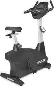 велотренажер spirit fitness cu800 серый