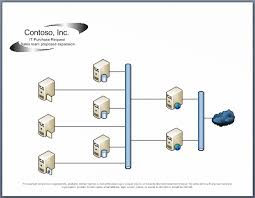 integrating visio   introduction to integrating visio with    visio network diagram  before importing data