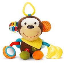 <b>Подвесная игрушка SKIP HOP</b> Обезьяна (SH 306201) — купить по ...