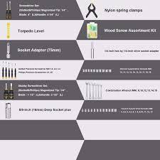 DEKO <b>набор</b> ручных <b>инструментов</b> для домашнего ремонта ...