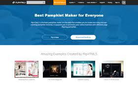 online brochure creation template online brochure creation