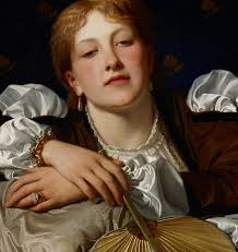 I Know A Maiden Fair To See Painting by Charles Edward Perugini - I Know A Maiden ... - i-know-a-maiden-fair-to-see-charles-edward-perugini